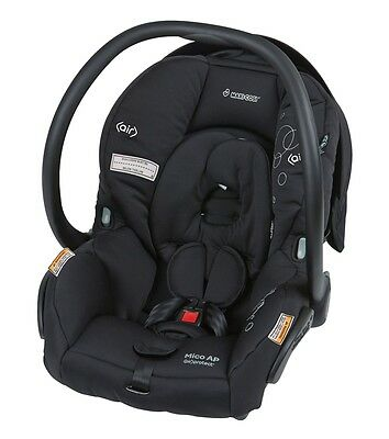 Maxi Cosi Mico AP Infant Carrier Devoted Black