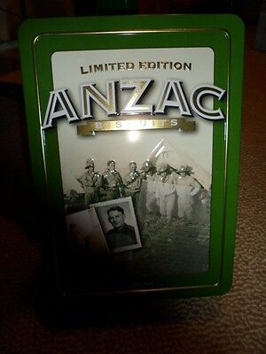 Limited edition Anzac Biscuit Tin.2007