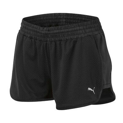 NEW Puma Women's Mesh It Up Shorts   from Rebel Sport