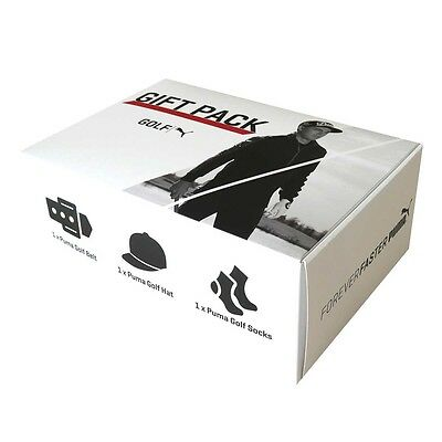 NEW Puma Men's Golf 3 Piece Gift Pack   from Rebel Sport