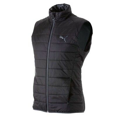 NEW Puma Men's Essential Padded Vest   from Rebel Sport