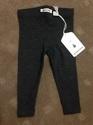 BNWT Country Road Baby Ribbed Leggings. Size 00 (3-6 Months)