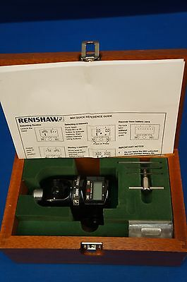 Renishaw MIH Manual Indexable CMM Touch Probe TP6A Fully Tested 90 Day Warranty