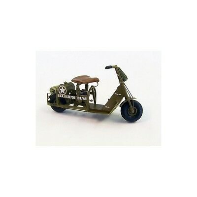 Plus Model 351 U.S.scooter-airborne in 1:3 5 Resin WWII Model Roller