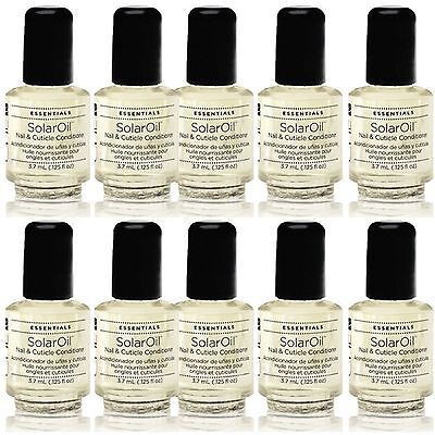 CND Solar Oil Nail & Cuticle Conditioner - Nail & Cuticle Care  3.75ML X10
