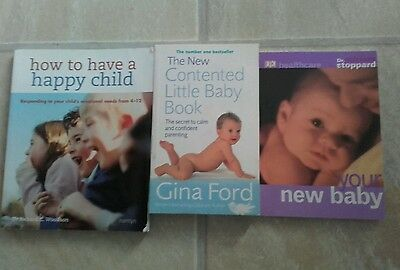 Baby Book Bundle Contented Little Baby