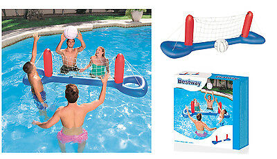 Net Volleyball Inflatable with ball for sea pool game inflatable water