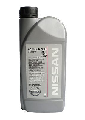 Genuine New Nissan AT-Matic D Fluid inc N-CVT (1-Litre) - KE90899931