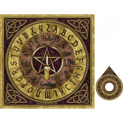 Ouija / Talking Board, decorative wooden piece 36 cm, by Nemesis Now NOW9958