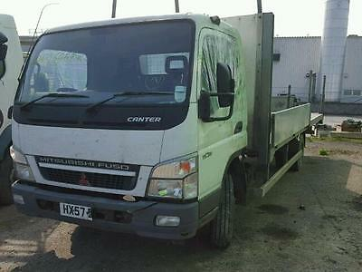 Mitsubishi Fuso Canter 7.5T 4.9  Breaking Spares Gearbox Engine Nut!!!