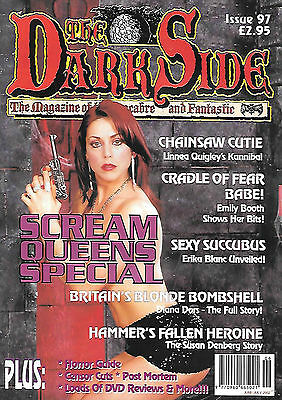 The Dark Side #97 (2003, UK 68 pages, full colour) good as new