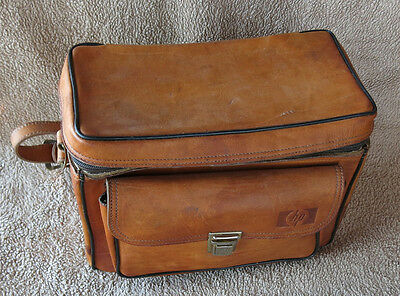 HP18019A Leather carrying case