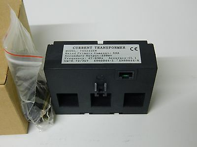 Rayleigh TAS242EW Three Phase Moulded Case Current Transformer 3X 60/330mV CL1