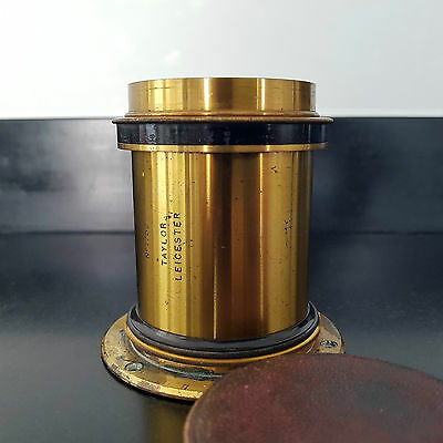 TTH Taylor 11.9 in RV Rapid View soft focus same as RVP brass pictorialist lens