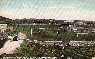 Admirality Recreation Grounds Castletown Berehaven Co. Cork Ireland Posted 1914