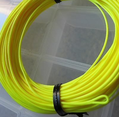 WF-7-F FLY LINE (big fly taper) WITH LOOP Northern Sports Made in Canada