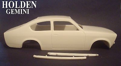 Resin  Holden Td Gemini Sle 1/24 Scale