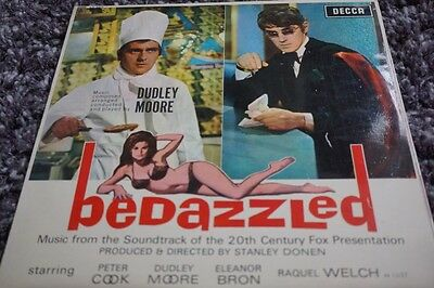 Dudley Moore Bedazzled Red Decca Lk 4923 Mono Uk Original 1968 Pressing Vgc