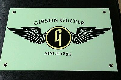 Gibson Guitar Company sign