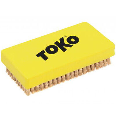 Toko Ski Snowboard Brush Copper for base cleaning