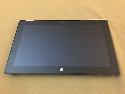 "Microsoft Surface Pro 10.6"" 128GB Intel i5 Wi-Fi 4GB Windows 10 Tablet- Black"