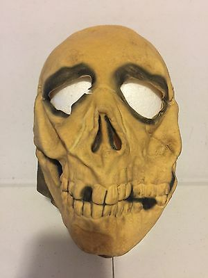Vintage 1967 Don Post Skull Mask Don Post Studio's Inc.