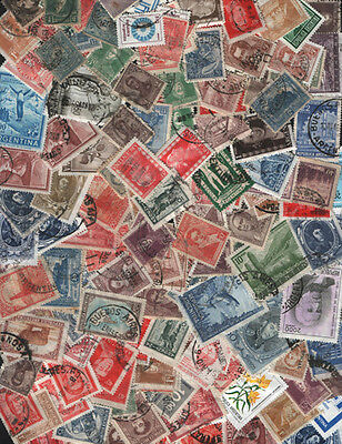 Argentina big collection of 217 stamps