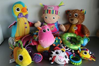 Bulk Lamaze & Fisher Price Toy Lot: Walter The Waddling Penguin + Much More! Vgc
