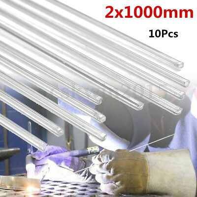 Stainless Steel Aluminum Repair Welding Brazing Soldering Rods / 1x Wire Brush