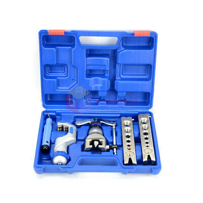 WK-806FT Copper Tube Flaring Cutting Tool Kit Pipe Flaring Tool Set Tube Expande