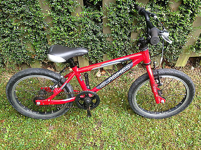 Islabikes CNOC 16 Red