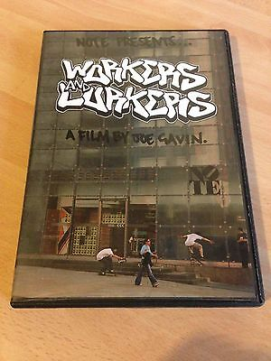 Workers and Lurkers - Skateboard DVD - Manchester - UK - Joe Gavin