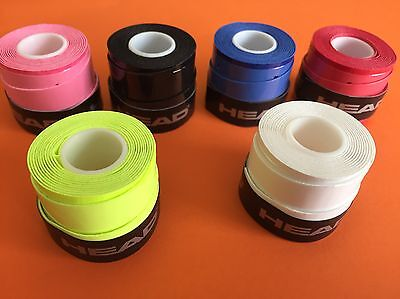 3x HEAD XtremeSoft Overgrip - FAST Free Postage - Overgrips over grip - tennis