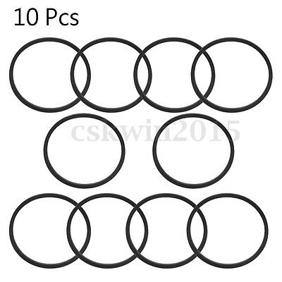 10PCS Drive Motor Belt Drive Rubber Transmission Ring Ring Fit For Xbox 360/Slim