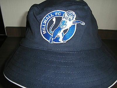 MILLWALL BUCKET HATS.....CASUALS 80s