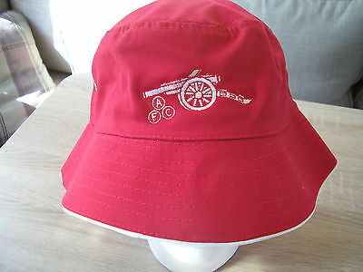 Arsenal Old School Bucket Hat................