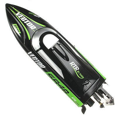 2.4GHz Brushless 40km/h RC Remote Control High Speed Boat V797-3 Vector SR48