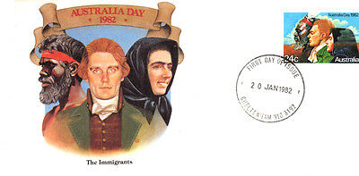 Australia 1982 Collection of First Day Covers