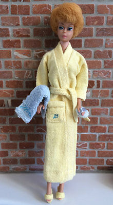 Vintage Barbie Outfit #988 Singing in the Shower 1961-1962