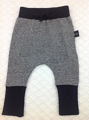 Hux Baby Pants / Leggings - High Cuff X - Size 000 / 0-3 Months