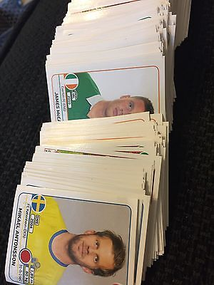 NEW Panini EURO 2016 Football Stickers - Finish your album - UPDATED