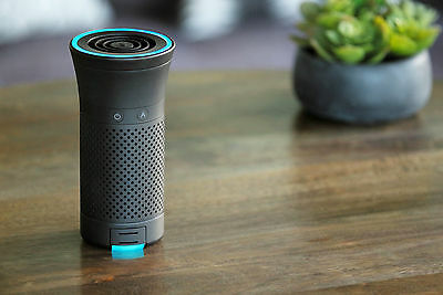 Wynd - The smartest portable air purifier for your personal space (Black Wynd)