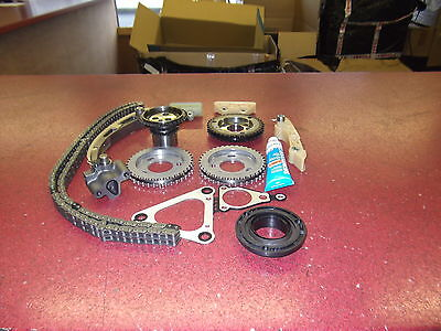 Ford Transit Timing Chain Kit 2.4 Tddi 125 Ps Rwd Mk6 00-06 New