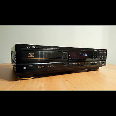 Compact Disc player DENON DCD-1400