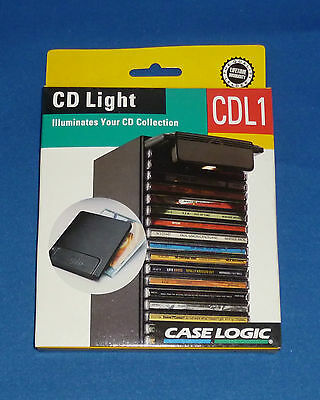 Case Logic  Cd Light - Illuminates Your Cd Collection