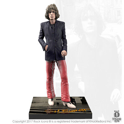 Pink Floyd Collectible: 2017 KnuckleBonz Rock Iconz Syd Barrett Statue Figure