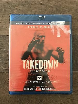 Takedown: The DNA of GSP (Blu-ray + DVD)