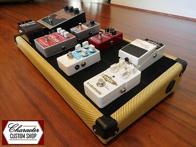 TWEED Classic Series Pedalboard Character Custom Shop Guitar Effect * Gibson Pog