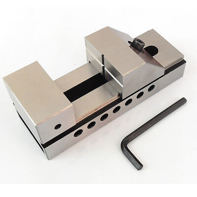"""50mm 2"""" Quick Action Precision Machine Vice Fully Ground Hardened Tool maker"""