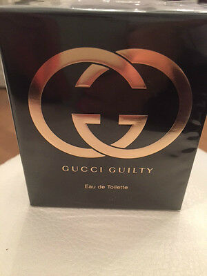Gucci Guilty   Eau De Toilette 50ml for Women 100% Genuine